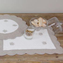 Set de table rond LAVANDER