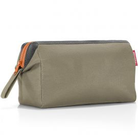 Trousse à Maquillage OLIVE GREEN